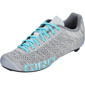 Giro Empire E70 Knit Shoes Dame grey/glacier